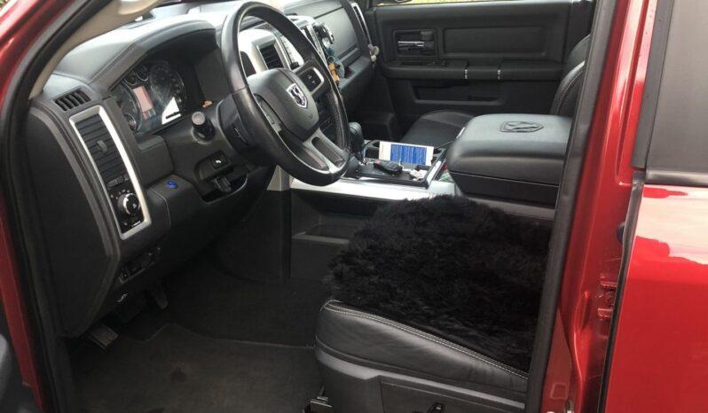 Dodge Ram 1500 Quad Cab voll