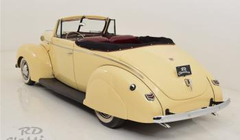 Ford Deluxe Convertible voll