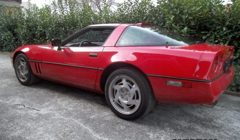 Chevrolet Corvette C4 Targa voll