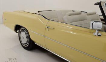 Cadillac Eldorado voll