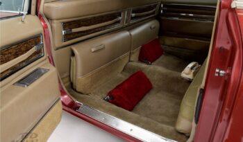 Cadillac Fleetwood Series 75 voll