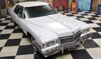 Cadillac Deville voll
