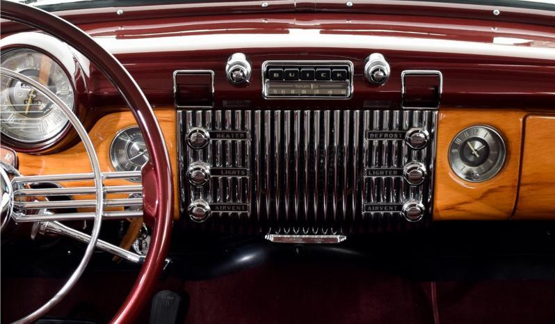 Buick Super Estate Woody voll