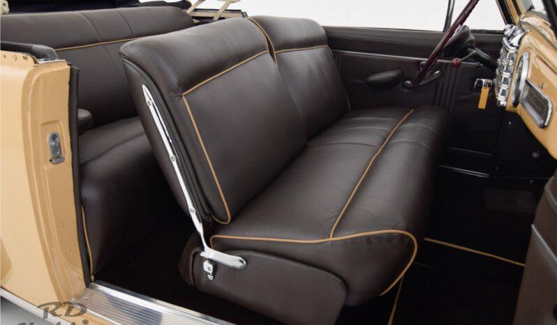 Lincoln Continental voll