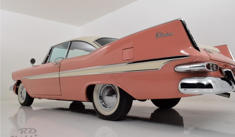 Plymouth Belvedere voll