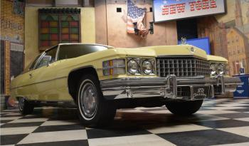 Cadillac Deville 2D Coupe voll