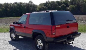 Chevrolet Blazer voll