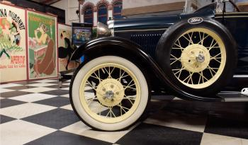 Ford Model A voll