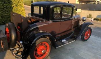 Ford Model A Coupe voll