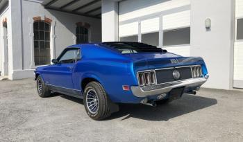 Ford Mustang Fastback Mach 1 351-4 voll