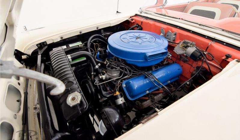 Ford Fairlane voll