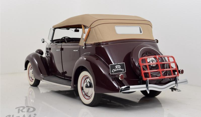 Ford Deluxe Phaeton voll