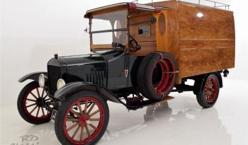 Ford Model T voll