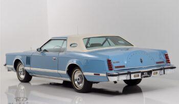 Lincoln Continental Mark V voll