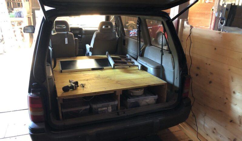 Chrysler Voyager 2.5 TE voll