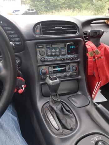 Chevrolet Corvette C5 voll