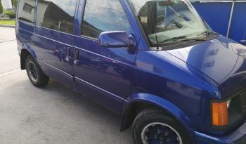 Chevrolet Astro voll