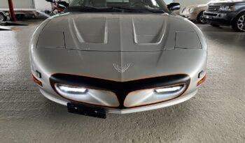 Pontiac Firebird 3,4 V6 Targa Coupe voll