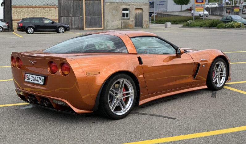 Chevrolet Corvette Z06/C6 voll