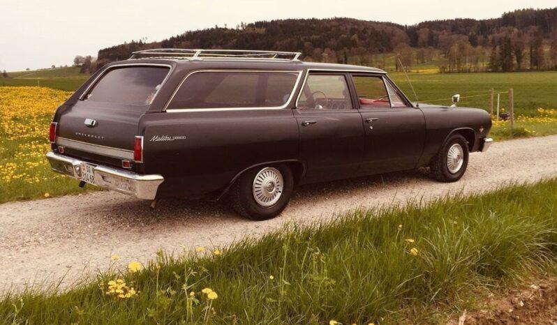 Chevrolet Chevelle Malibu voll