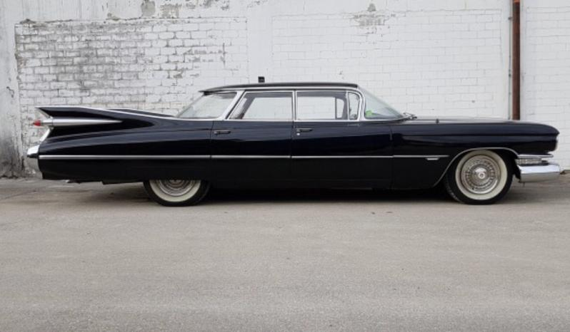 Cadillac 59er Flatroof voll