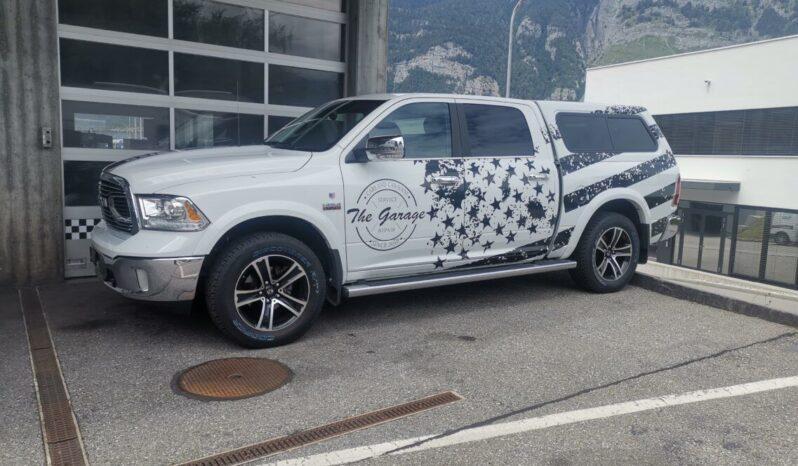 Dodge Ram 1500 Longhorn voll