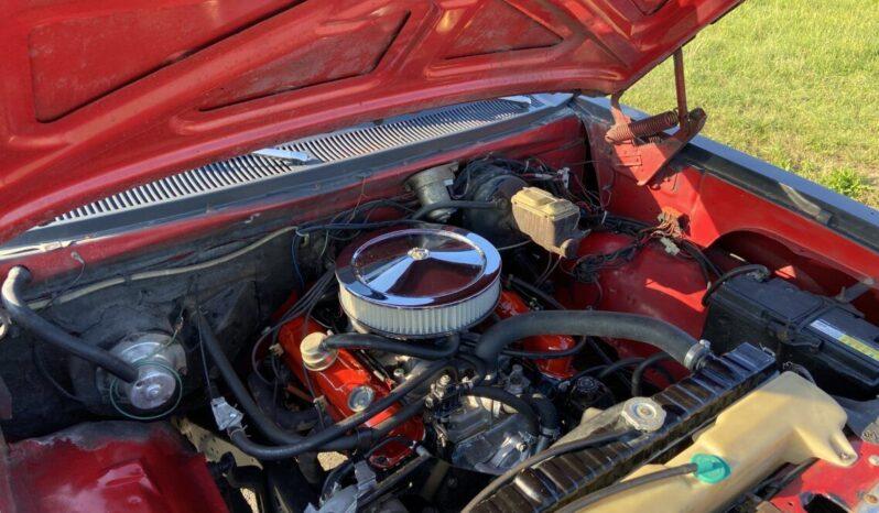 Dodge W300 FF voll