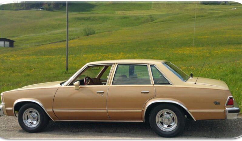 Chevrolet Malibu Classic voll