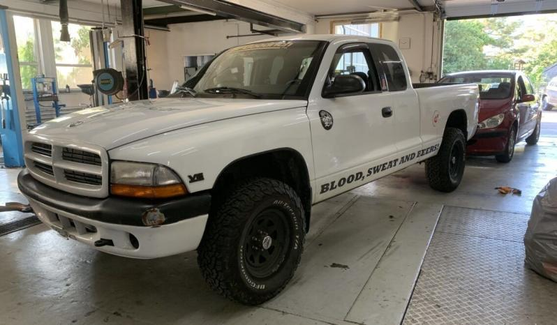 Dodge Dakota voll