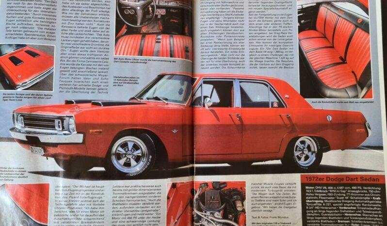 Dodge Dart 6.7 V8 480PS voll