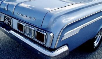 Dodge Polara 500 383 Big Block voll