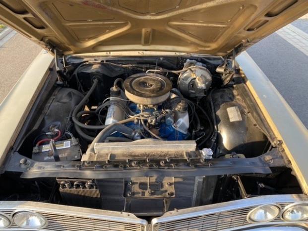 Ford Galaxie 500 voll