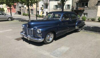 Cadillac Fleetwood voll