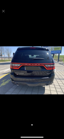 Dodge Durango SRT voll