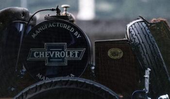 Chevrolet Speedster voll