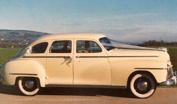 Dodge Deluxe Sedan D 24 voll