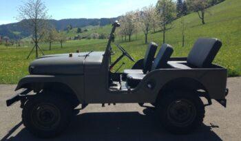 Jeep Willy CJ-5 voll