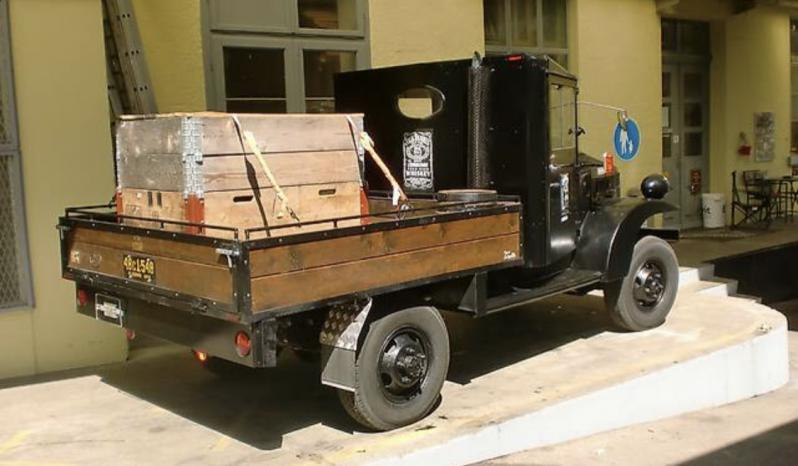Dodge Pick-Up voll