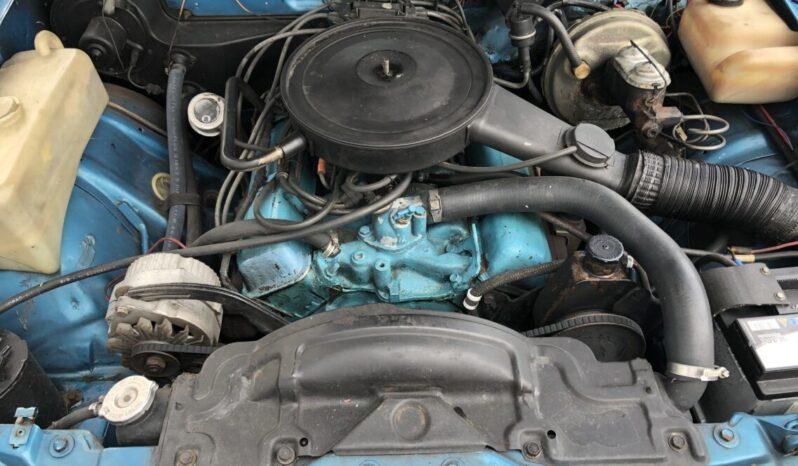 Chevrolet Monza voll