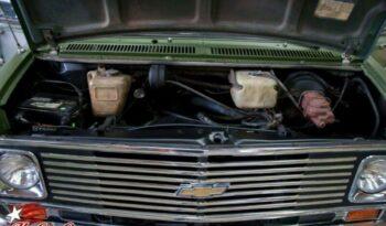 Chevrolet G20 Van Shorty, California-Import, Absolut top voll