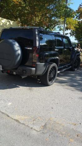 Hummer H3 voll