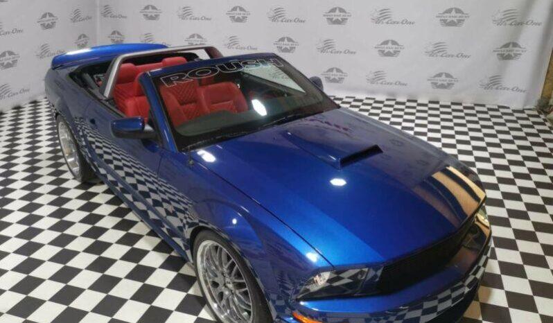 Ford Mustang Cabriolet V8 Roush Paket mit Kompressor voll