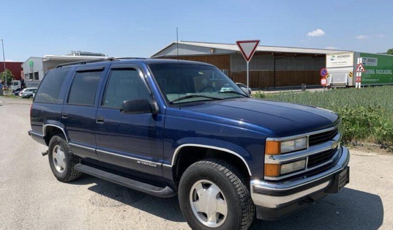 Chevrolet Tahoe voll