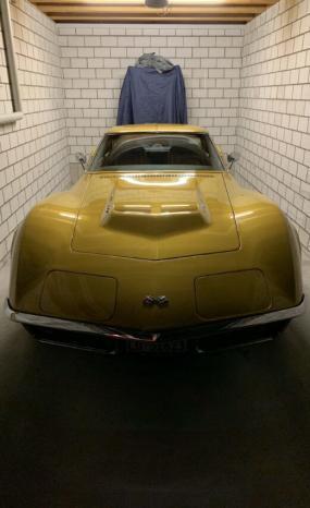 Chevrolet Corvette LS5 voll