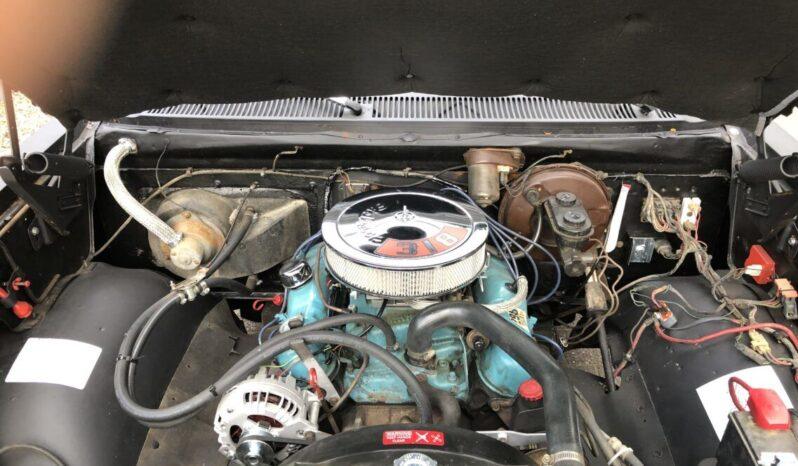 Dodge D100 Custom voll