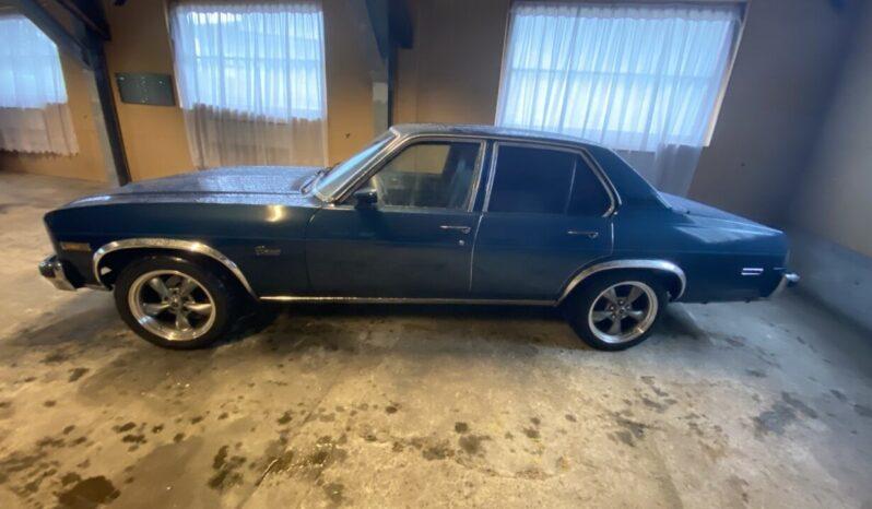 Chevrolet Nova Concours V8 voll