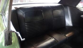 Ford Mustang V8Vinyldach, Ivorygreen voll