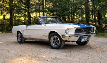 Ford Mustang Cabriolet V8, California-Import, deutsche H-Zulassung vorhanden voll