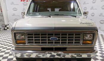 Ford Econoline V8 Hightop Europäische Zulassung voll