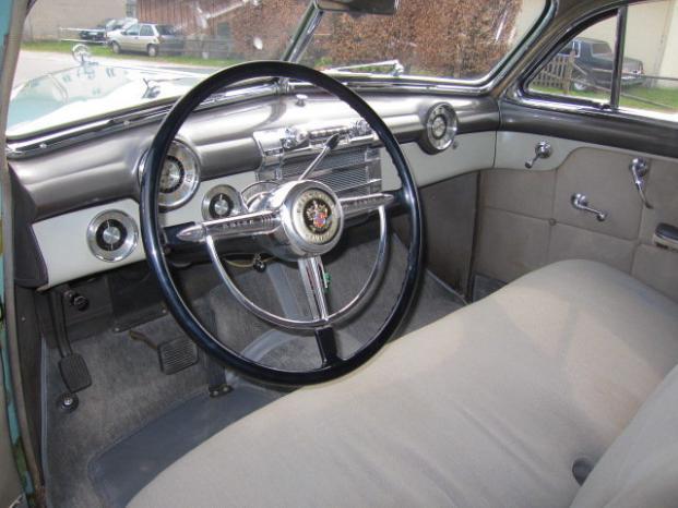 Buick Roadmaster Sedanet voll